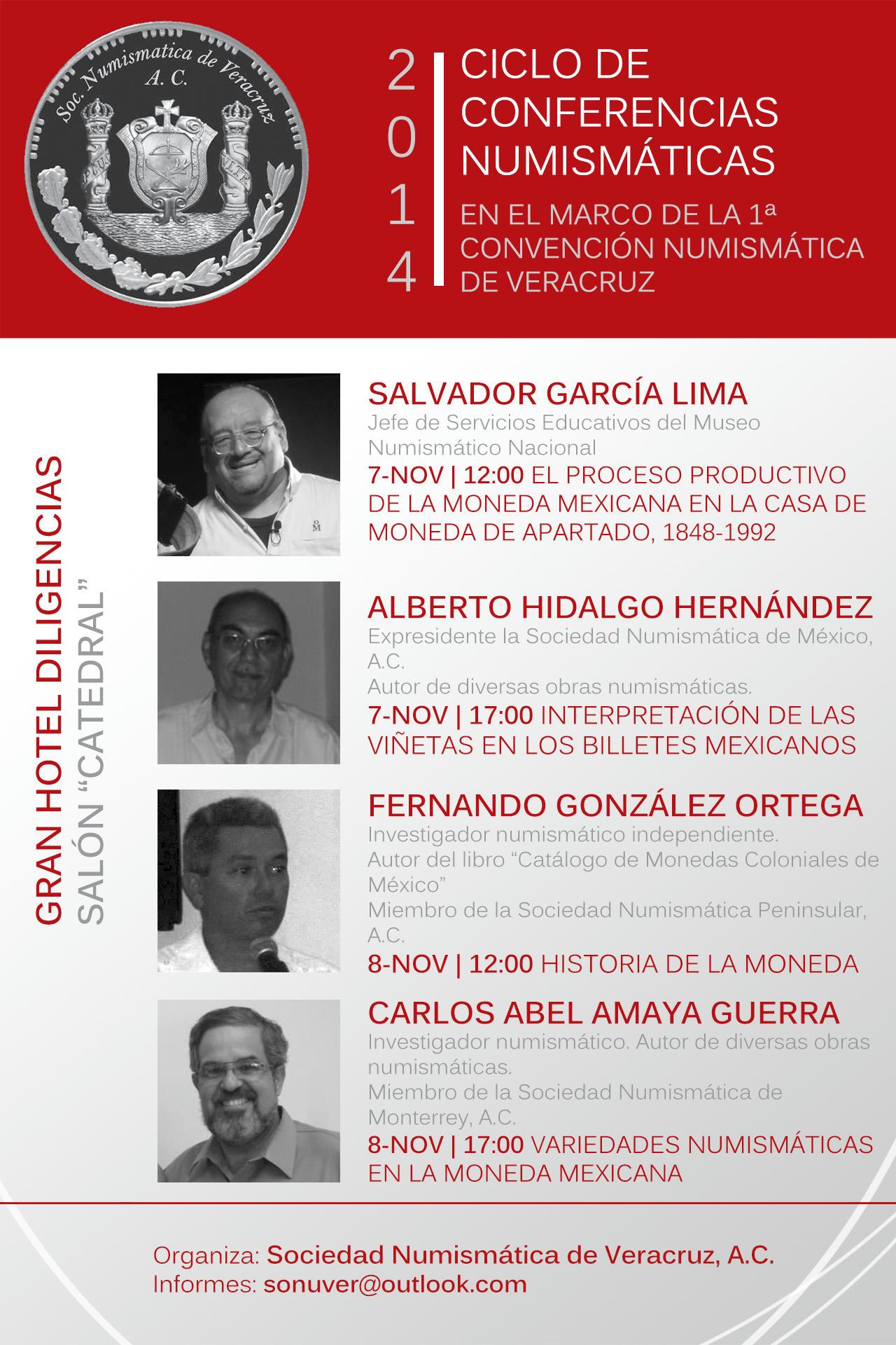 I Convención Numismática de Veracruz (México) Cwqkxvp8mp48j97fg