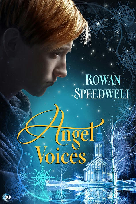 Rowan Speedwell - Angel Voices Cover L