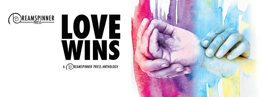 ANTHOLOGY - LOVE WINS Banner