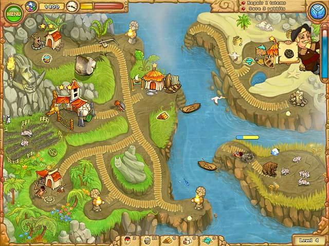 Island Tribe 3 ภาพตัวอย่าง 03