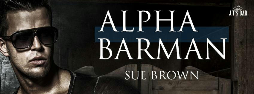 Sue Brown - Alpha Barman Banner