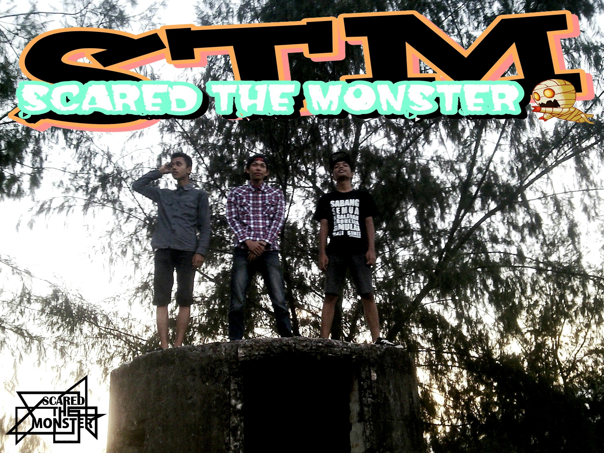Scared The Monster Band Punk Rock / Melodic Punk Sabang - Aceh