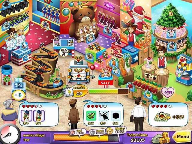 Shop-n-Spree - Shopping Paradise ภาพตัวอย่าง 02