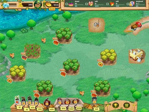 Fruits Inc. 2 ภาพตัวอย่าง 01