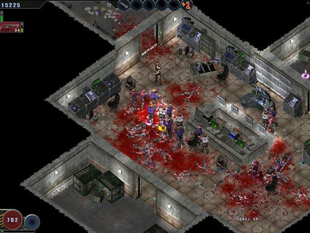 Zombie Shooter ภาพตัวอย่าง 02