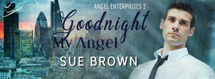 Sue Brown - Goodnight My Angel Banner