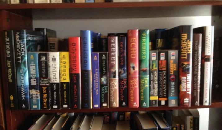 McDevitt Books