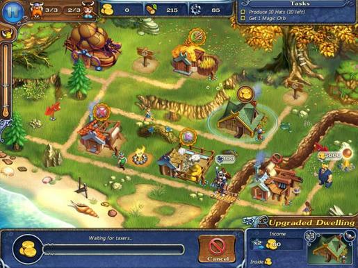 Times of Vikings ภาพตัวอย่าง 02