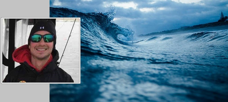 Fabrizio Stabile, el surfista que murió víctima de ameba comecerebros