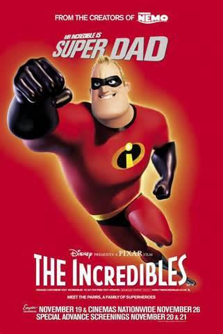 نقد انیمیشن شگفت انگیزان The Incredibles 2004