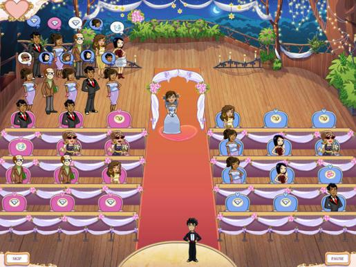 Wedding Dash 4-Ever ภาพตัวอย่าง 02