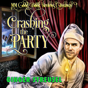 Ginger Streusel - Crashing the Party Square gif