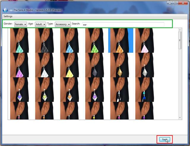 [Intermédiaire] Sims4studio - Création de boucles d'oreilles Gxfibks6gt2oa58zg