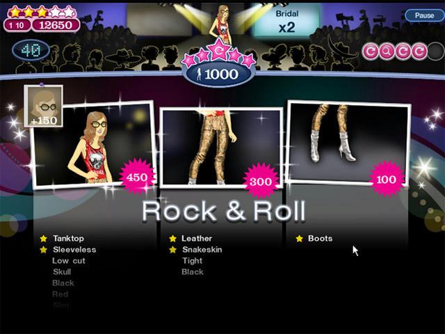 Jojo's Fashion Show ภาพตัวอย่าง 02