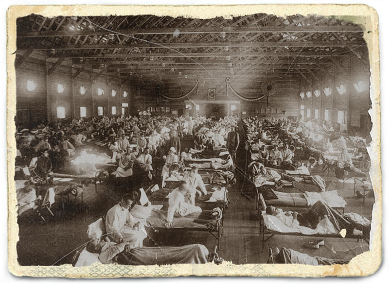 La misteriosa epidemia que mató más personas que la Primera Guerra Mundial