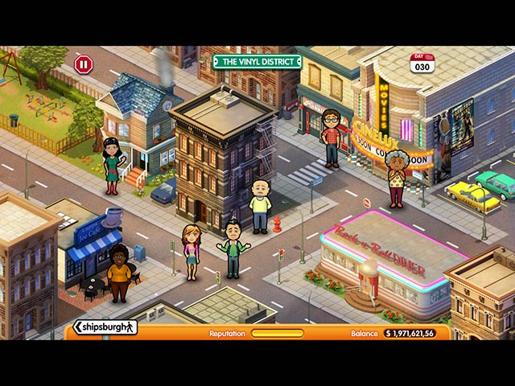 Hometown Poker Hero ภาพตัวอย่าง 02