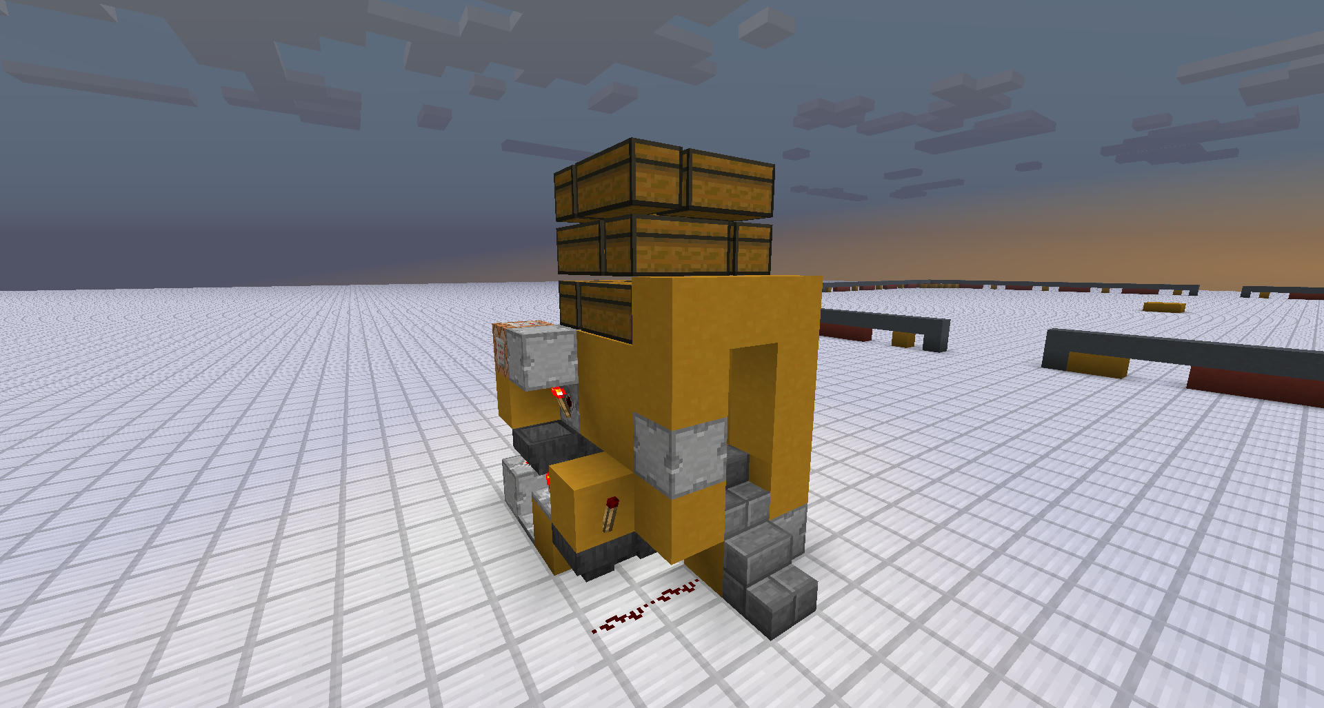 how to make an automatic cobblestone generator in vanilla minecraft