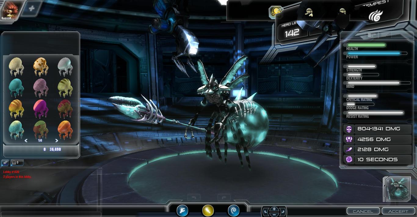 [Darkspore] The DarkSPORE Creature Editor Q0ncp33c31nqk62zg
