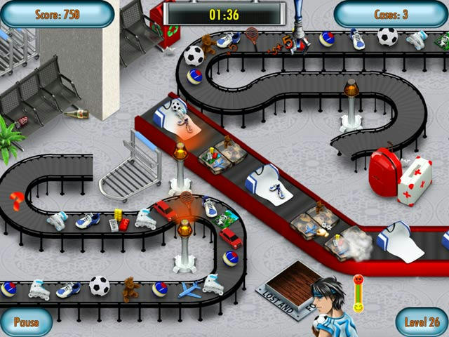 Airline Baggage Mania Deluxe Edition ภาพตัวอย่าง ๒
