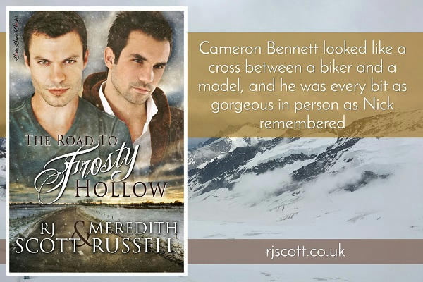 R.J. Scott & Meredith Russell - The Road to Frosty Hollow Teaser 3