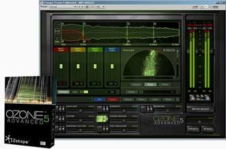 وی اس تی iZotope Ozone Advance v5.0.4