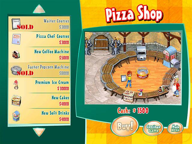 Turbo Pizza ภาพตัวอย่าง 02