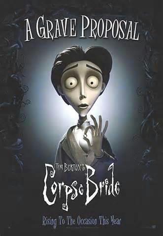 نقدی کوتاه بر انیمیشن عروس مرده - 2005