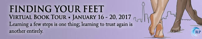 Cass Lennox - Finding Your Feet Tour Banner