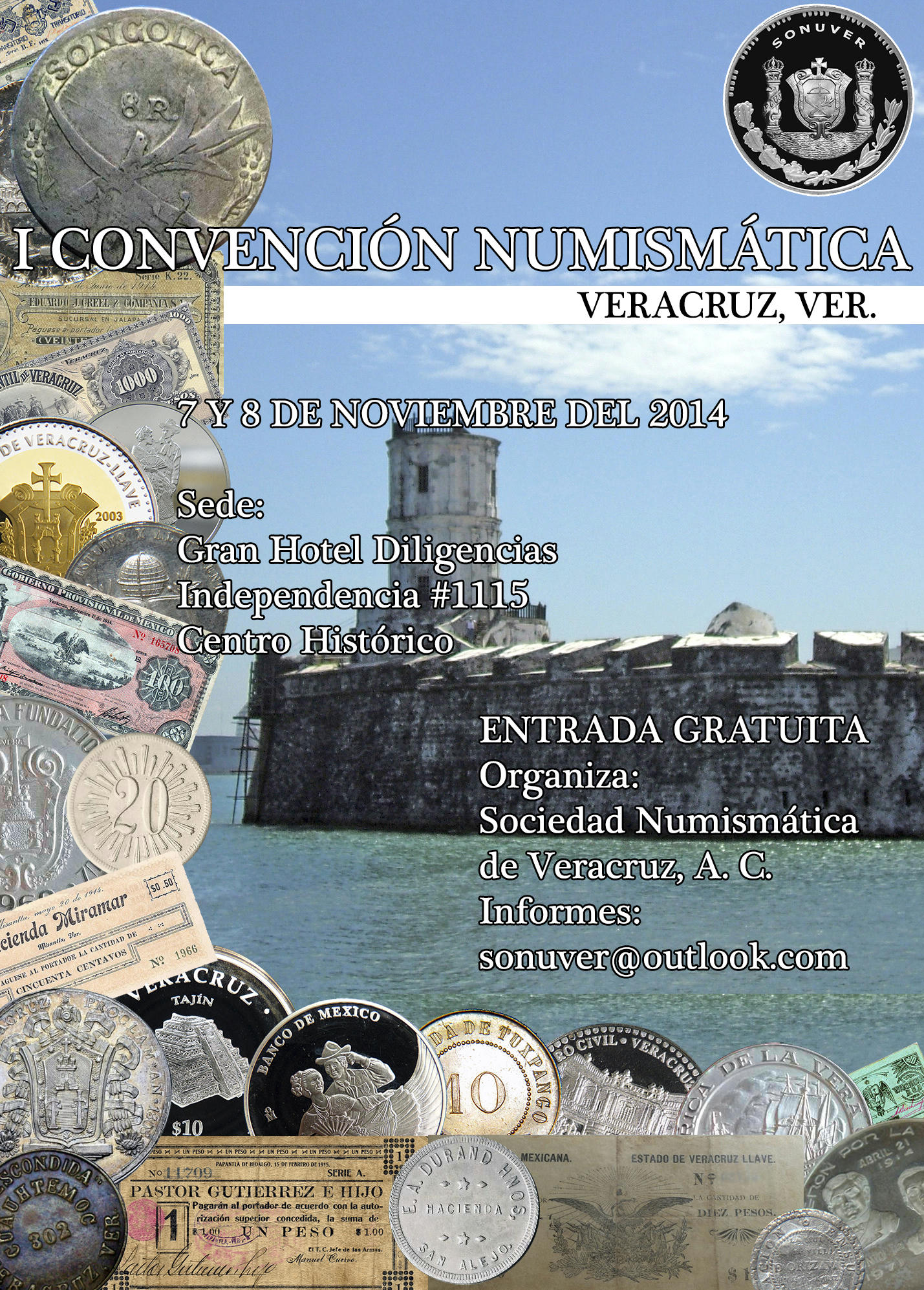 I Convención Numismática de Veracruz (México) Q233qxr3yrqu3qyfg
