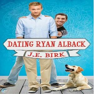 J.E. Birk - Dating Ryan Alback Square