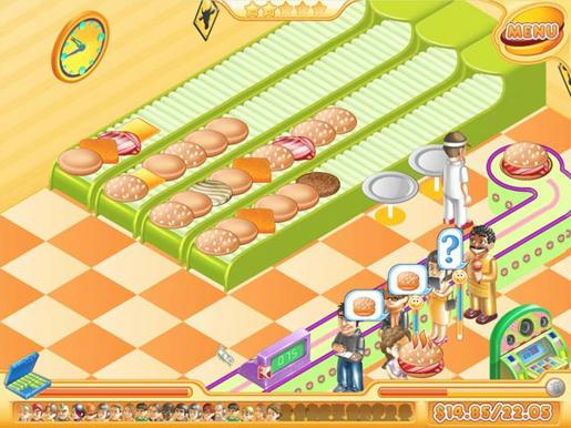 Stand O' Food 2 ภาพตัวอย่าง 01