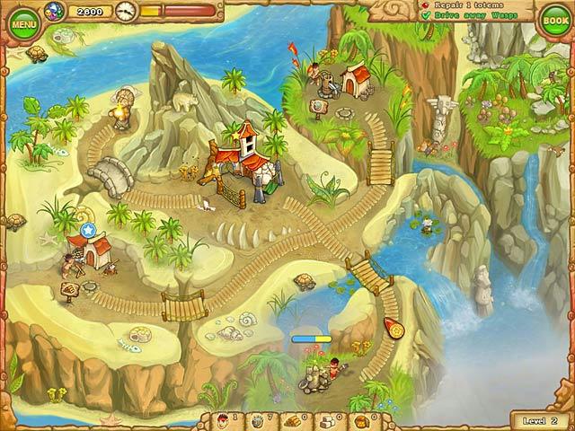 Island Tribe 2 ภาพตัวอย่าง 03