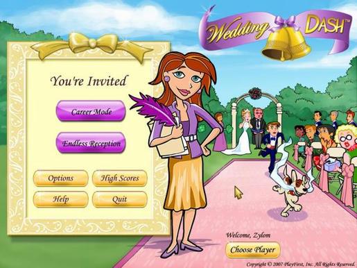 Wedding Dash ภาพตัวอย่าง 01