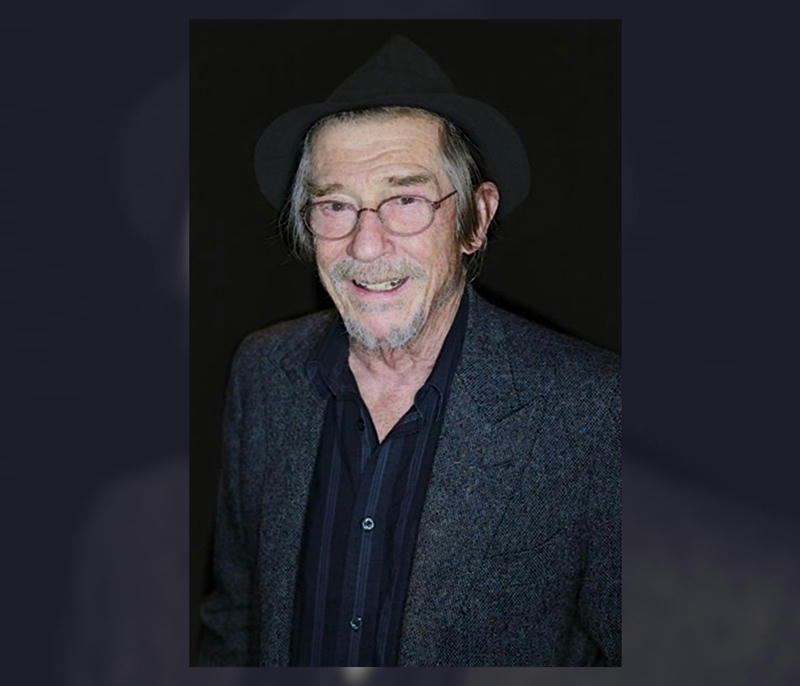 Murió legendario actor John Hurt
