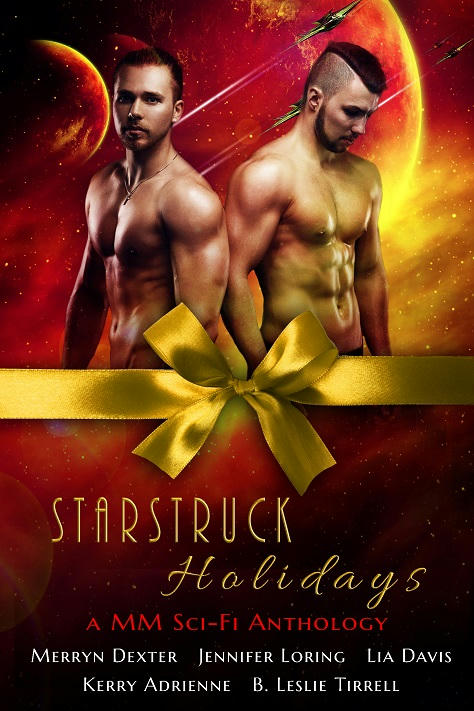Anthology - Starstruck Holidays Cover