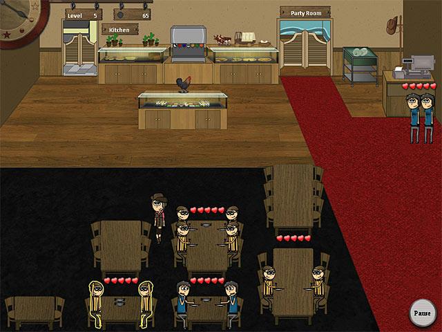 Countryside Buffet ScreenShot01