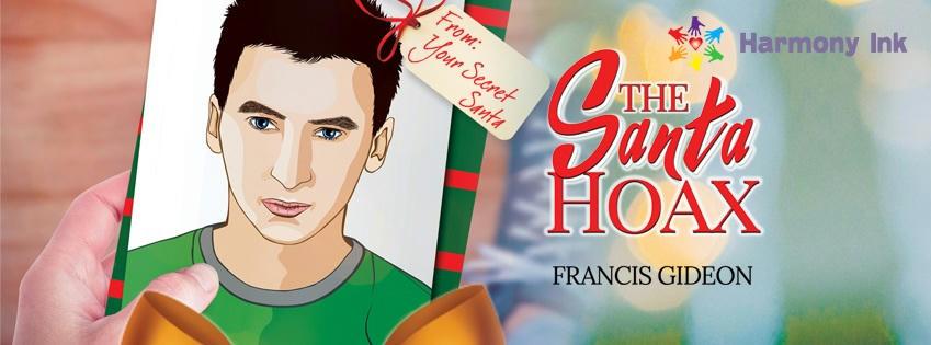 Francis Gideon - The Santa Hoax Banner