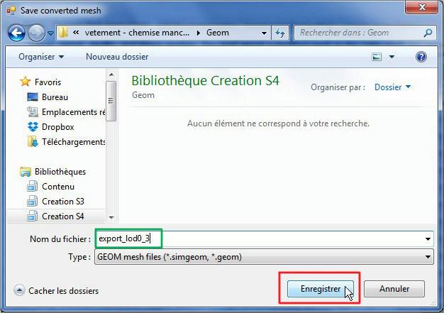 [Apprenti] TS4 Mesh Tools : Export et Import de fichier pour la modification de mesh Erm3gxqueiddcwpzg