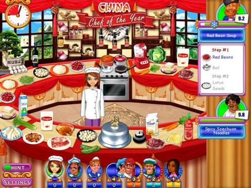 Go-Go Gourmet - Chef of the Year ภาพตัวอย่าง 03