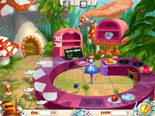 Alice's Tea Cup Madness ภาพตัวอย่าง 03