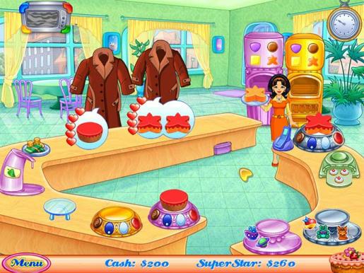 Cake Mania - Main Street ภาพตัวอย่าง 01