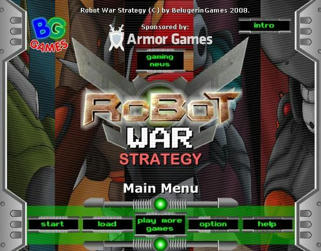Robot Wars Strategy