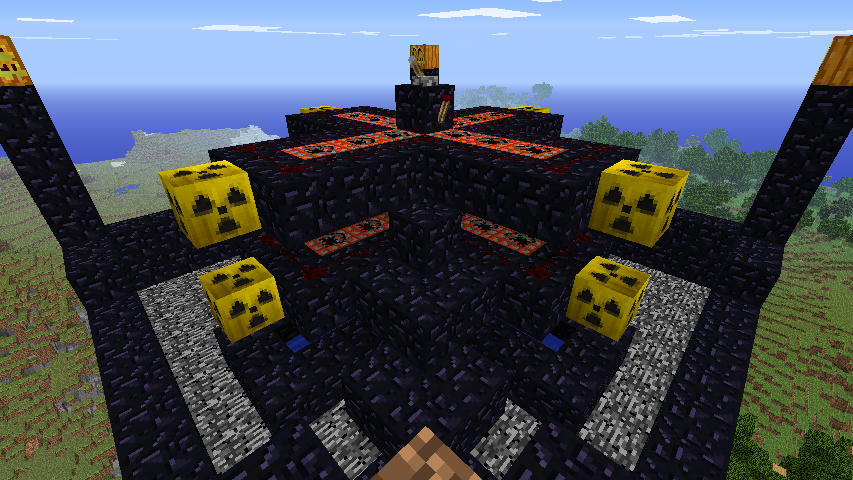 Schematic] 4-way Nuke Cannon (MCEdit) - Minecraft Tools - Mapping ...