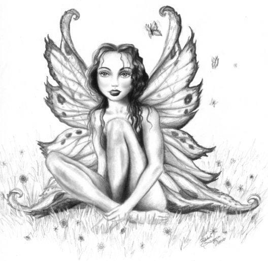 galerie foto tatuaje. Elfa pasión y el tatuaje con su piel