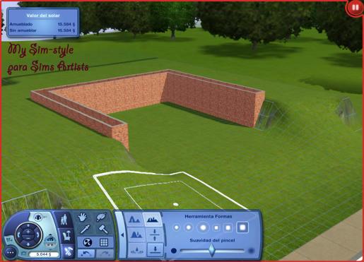Tutorial sobre cimientos  [Los Sims 3] [Dificultad: media] 0ccf1803a7e74847bca2eb533349e8d94g