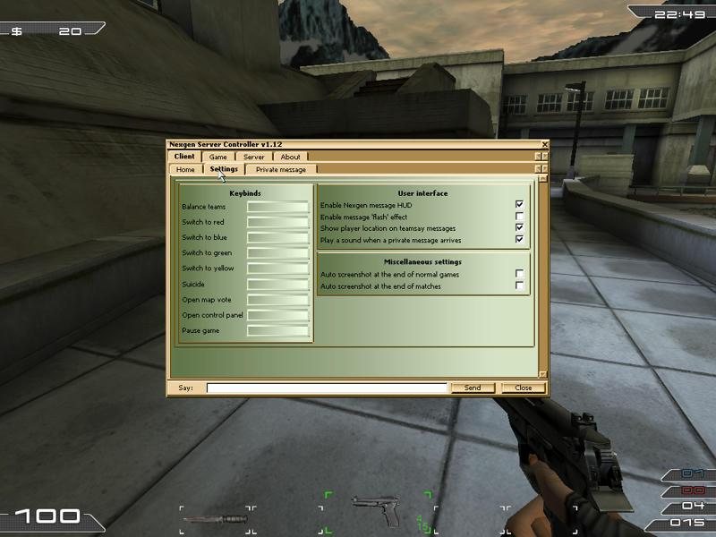 Nexgen Server Controller v1 12