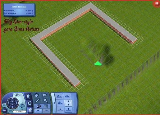Tutorial sobre cimientos  [Los Sims 3] [Dificultad: media] 1b69599738746e09301c376e5d13e3114g