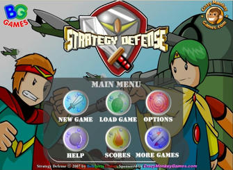 Strategy Defense Online