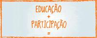 banner-educação e participação