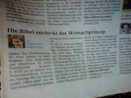 Zeitungsausschnitt